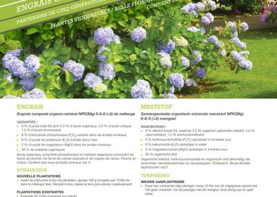 Engrais SAP Rhododendrons et azalées 4kg