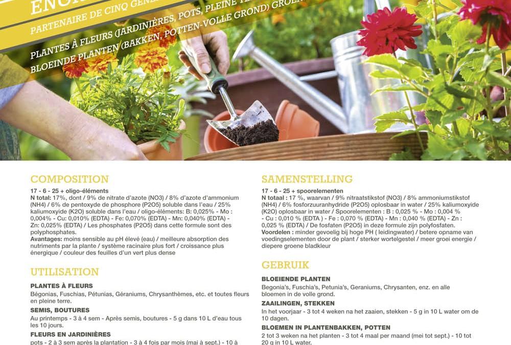 engrais soluble SAP vegetora 20kg